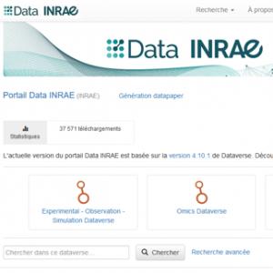 Data INRAE
