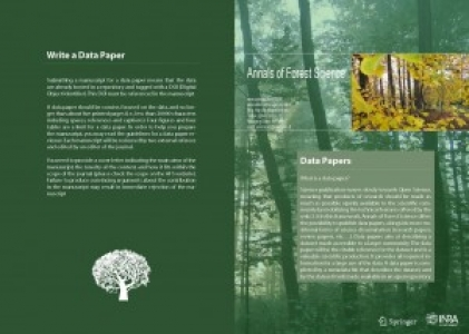 Flyer Annals of Forest Science